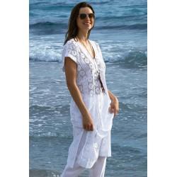 Robe de plage Vacances Délice