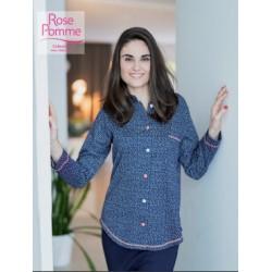Pyjama Rose Pomme